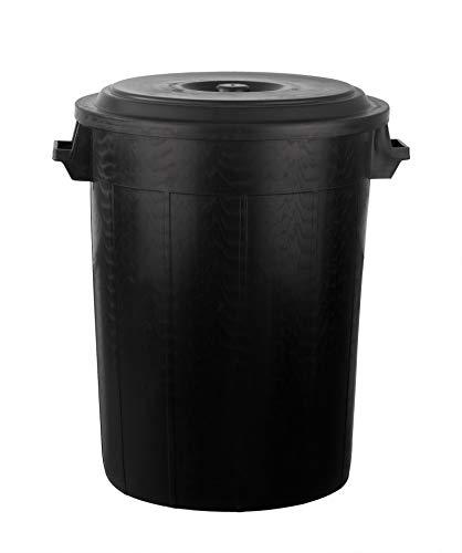 Top 10 100l Tonne mit Deckel – Mülltonnen