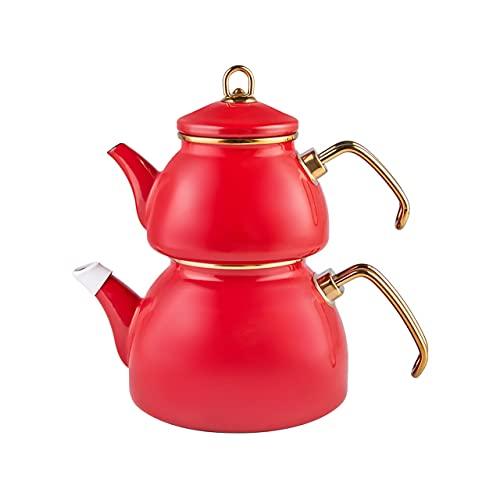 Top 8 Teekanne Set Rot – Teekannen