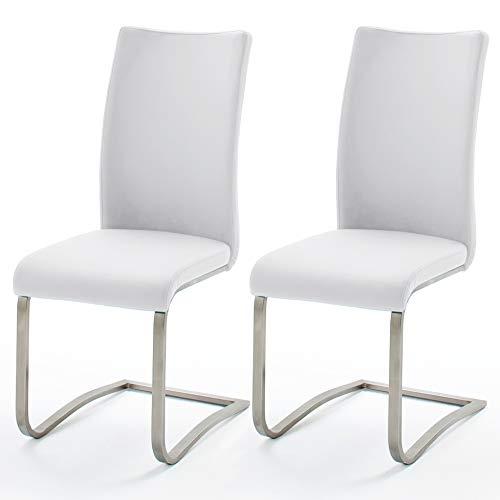 Top 10 Stuhl Freischwinger Echtleder – Esszimmerstühle