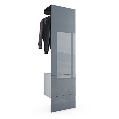 Top 10 Garderobenpaneel mit Spiegel und Sitzbank – Garderoben Komplettprogramme