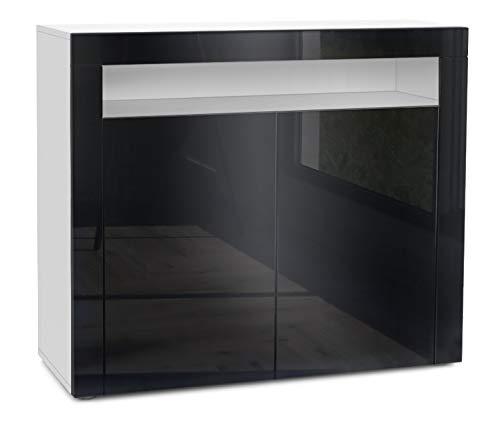 Top 10 Sideboard Weiss Hochglanz 120 Cm Breit – Wohnzimmerschränke