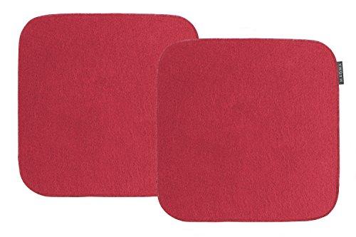 Top 10 Stuhlkissen 35×35 cm rot – Sitzauflagen