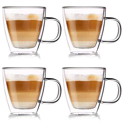 Top 10 doppelwandige Gläser 180mL – Kaffee- & Teegläser