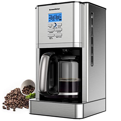 Top 10 Kaffeemaschine mit Timer und Glaskanne – Filterkaffeemaschinen