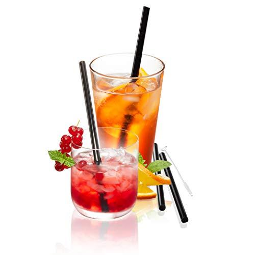 Top 10 Trinkhalme Glas Schwarz – Strohhalme