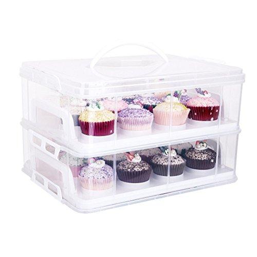 Top 10 Cupcake Behälter – Kuchenbehälter