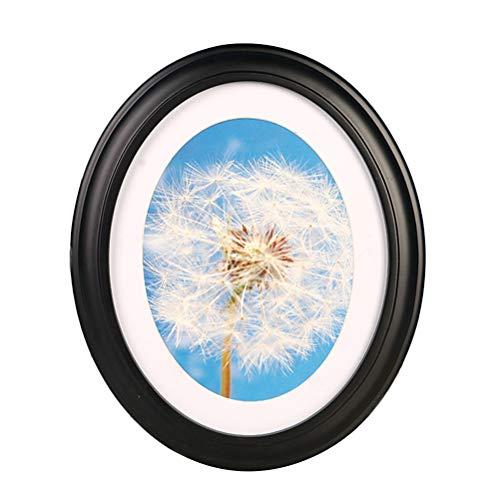 Top 9 Bilderrahmen Oval Schwarz – Wand- & Tischbilderrahmen