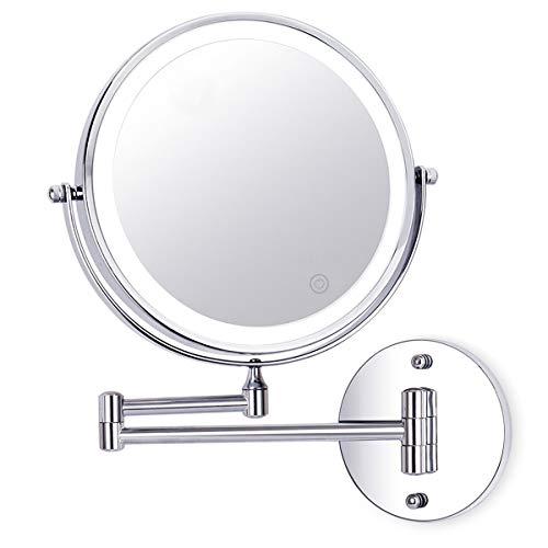 Top 10 Schminkspiegel mit Licht 10 fach Wandmontage – Kosmetikspiegel