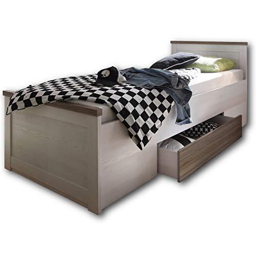 Top 10 Einzelbett 100×200 mit Bettkasten – Schlafzimmer Programme