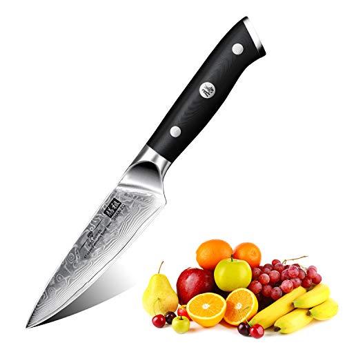 Top 10 Santoku Messer Damast Klein – Schälmesser