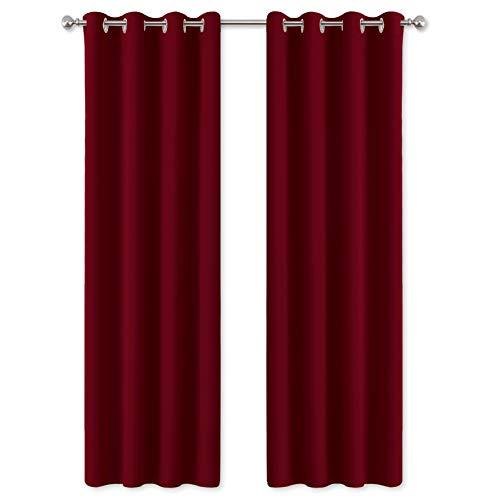 Top 10 Rote Vorhänge – Gardinenschals