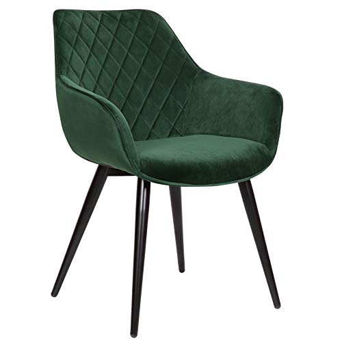 Top 10 Barock Stuhl Samt Rot – Esszimmerstühle