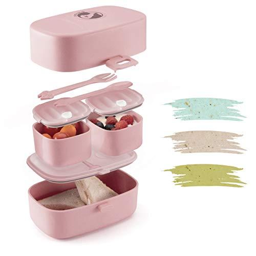Top 10 Brotdose mit Unterteilung für Kinder – Bento Boxen
