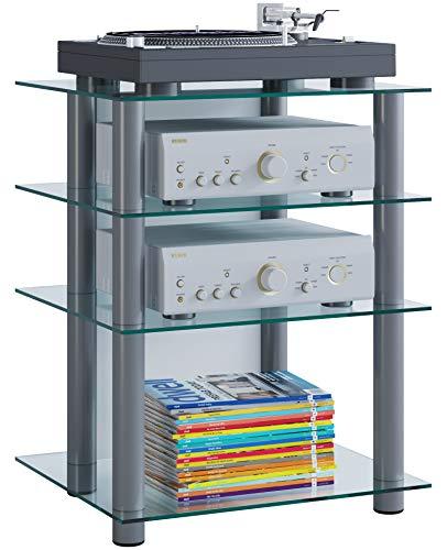 Top 10 Hifi Rack Holz Glas – TV-Standfüße