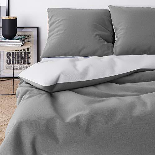 Top 10 Bettbezug 155×220 Jersey – Bettwäsche-Sets