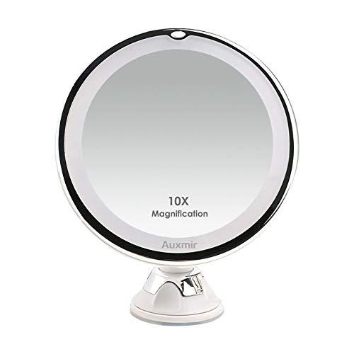 Top 10 Vergrößerungsspiegel mit Saugnapf und Licht – Kosmetikspiegel