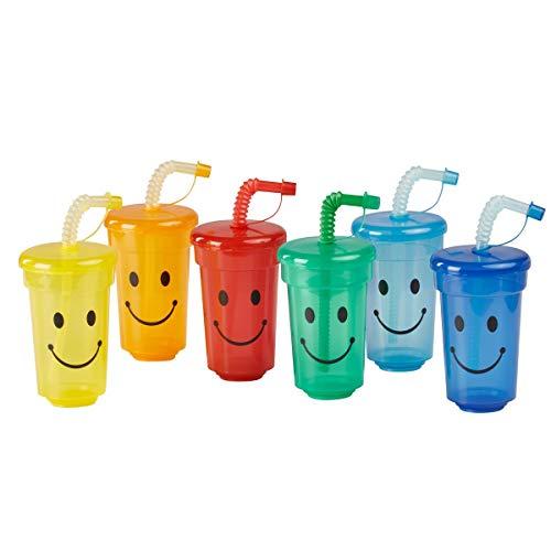 Top 9 Kinderbecher mit Deckel und Strohhalm – Gläser & Trinkgeschirr