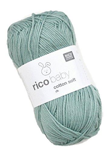Top 9 Rico Baby Cotton Soft DK – Häkel- & Strickgarn
