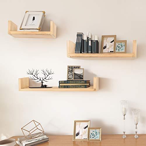 Top 9 Wooden Shelf Wall – Schweberegale