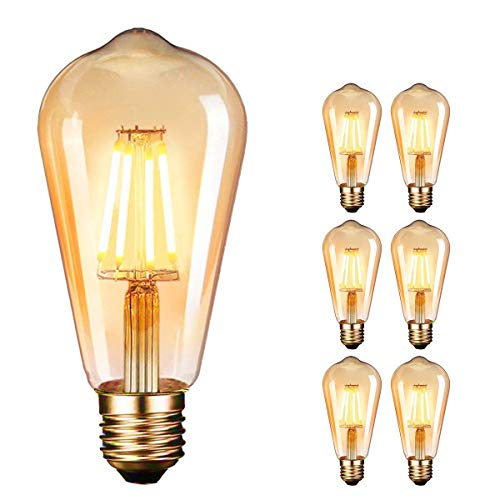 Top 10 Glühbirne Vintage E27 LED – Dekorative Leuchtmittel