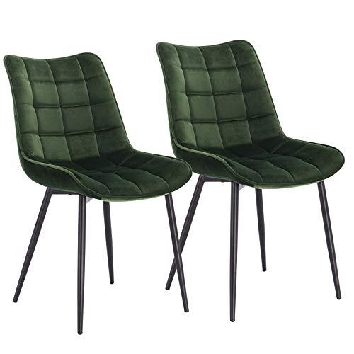 Top 10 Samt Grün – Esszimmerstühle