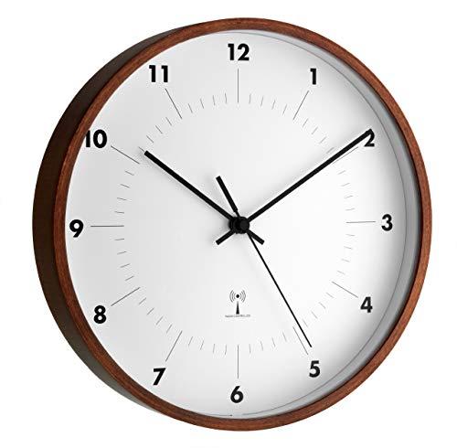 Top 8 Wall Clock Wooden – Wanduhren