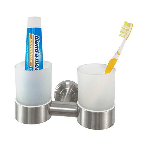 Top 10 Zahnputzbecher Glas Set – Zahnbürstenhalter