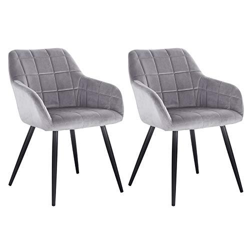 Top 10 Stühle 6er Set Grau – Esszimmerstühle