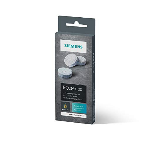 Top 8 Kaffeevollautomat Siemens Reinigungstabletten – Reinigungstabletten für Kaffeemaschinen
