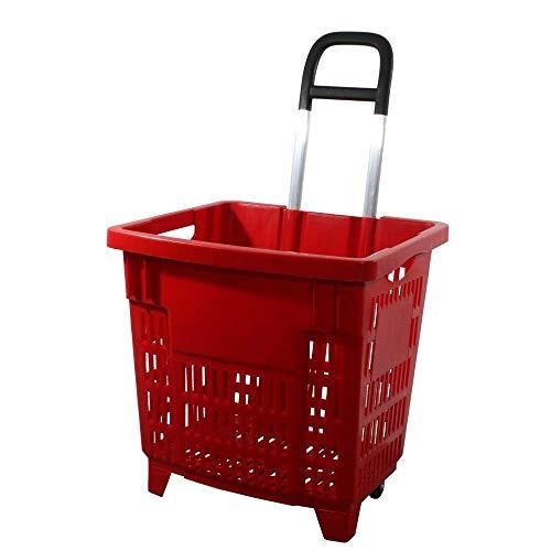 Top 10 Einkaufstrolley mit Rollen – Einkaufstrolleys