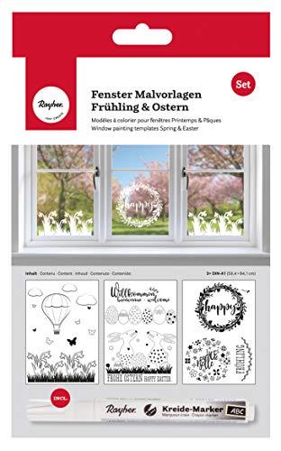 Top 9 Vorlagen Kreide Fenster – Papierbastelzubehör