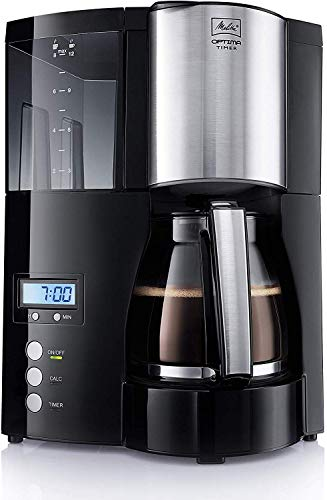 Top 9 Optima Timer Filterkaffeemaschine – Filterkaffeemaschinen