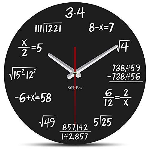 Top 9 Wall Clock No Ticking – Wanduhren