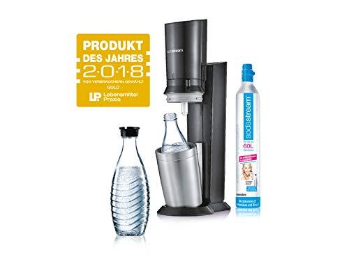 Top 9 Wassersprudler mit Glasflaschen – Wassersprudler