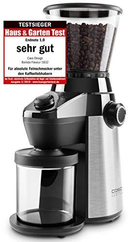 Top 10 Kaffeemühle Siebträger Leise – Elektrische Kegelmühlen