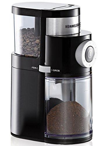 Top 10 Kaffeemühle Mahlgrad Einstellbar – Elektrische Propellerkaffeemühlen