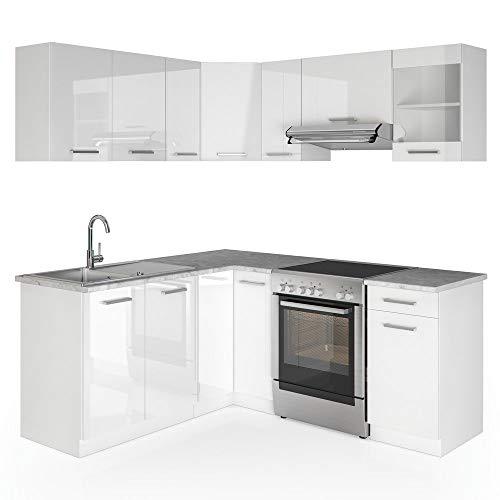Top 8 Einbauküche ohne Geräte L Form – Möbel
