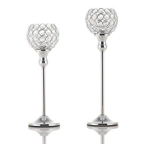 Top 10 Deko Wohnzimmer Modern Silber – Kerzenständer