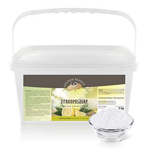 Top 10 Zitronensäure Entkalker Pulver – Entkalkung & Reinigung für Kaffee- & Espressomaschinen