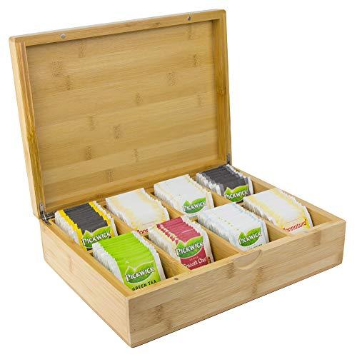 Top 10 Tee Aufbewahrung Holz – Vorratsdosen