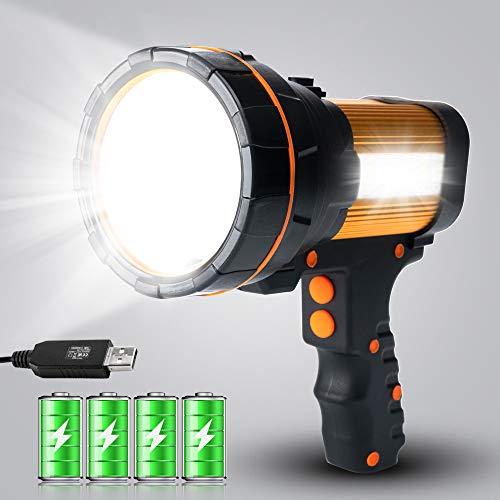 Top 10 Taschenlampe Akku LED Aufladbar – Lichterketten für Innen
