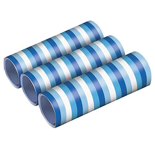 Top 10 Geburtstag deko Blau – Luftschlangen