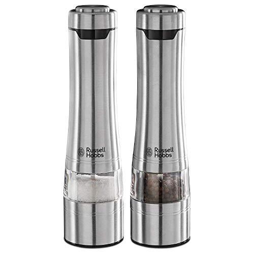 Top 10 Salz Pfeffermühle elektrisch – Elektrische Küchengeräte