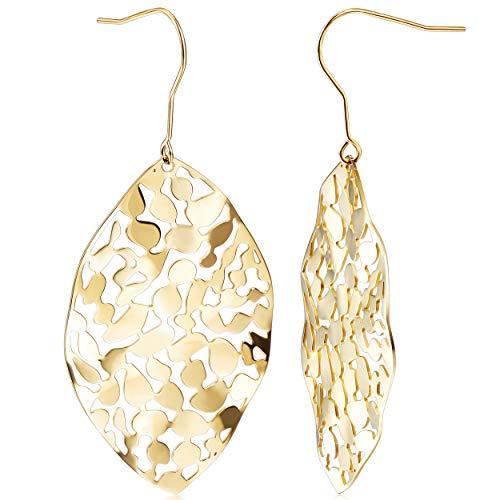 Top 10 Ohrringe Gold 585 Damen – Ohrhaken