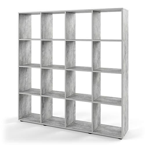 Top 9 Raumteiler Regal grau – Bücherregale