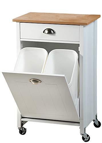Top 9 Müllschrank Küche Holz – Mülltrennsysteme