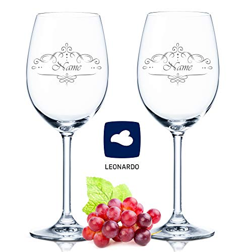 Top 10 Rotweinglas mit Gravur – Rotweingläser