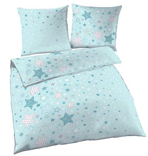 Top 10 Biber Bettwäsche Sterne 135×200 – Bettbezüge für Kinder