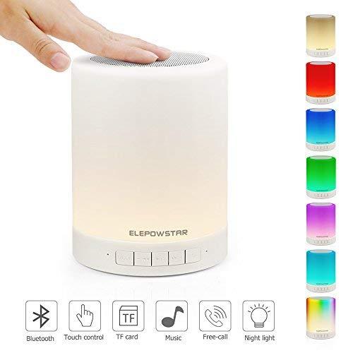 Top 10 Bluetooth Lautsprecher Box – Nachtlichter & Schlummerleuchten für Kinder