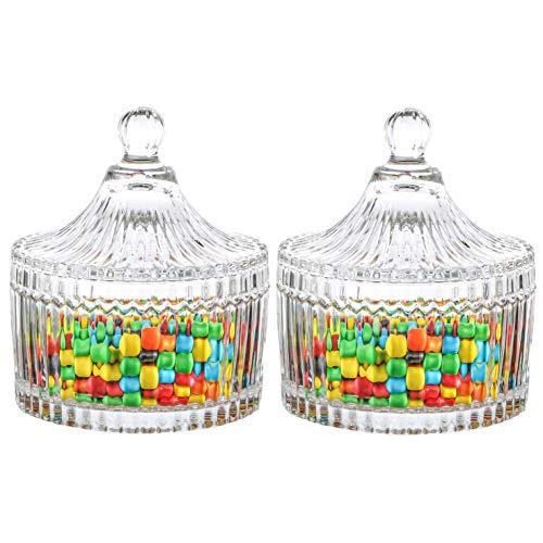 Top 9 Glasbehälter mit Deckel Klein 10cm – Glasbehälter & Töpfe